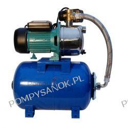 Zestaw hydroforowy pompa AJ 50/60 + zbiornik 50l