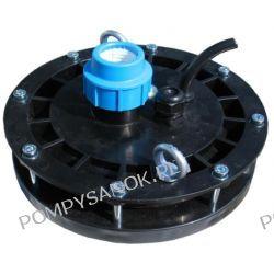 Innowacyjna Głowica Studni Głębinowej 160 mm z przyłączem PE 50