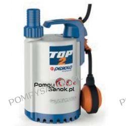 Pompa zatapialna do wody czystej PEDROLLO TOP 2 LA do cieczy agresywnych AISI 316