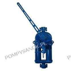 Pompa ręczna dwutłokowa LILA