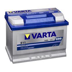 Akumulator 74Ah 680A +P VARTA BLUE DYNAMIC WROCŁAW
