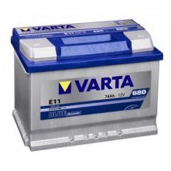 Akumulator Wrocław 74Ah 680A +P VARTA BLUE DYNAMIC  NOWY. GWARANCJA 2  LATA ...