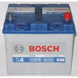 Akumulator BOSCH 60AH 540A JP+  12V BOSCH SILVER S4.024 0092S40240, 560410054,S4024 Wrocław  ...