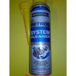 RAVENOL Petrol System Cleaner 300ml dodatek klasy Premium do czyszczenia układu paliwowego benzyna...