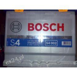 Akumulator 52Ah 470A 12V P+ BOSCH SILVER S4 002 Wrocław