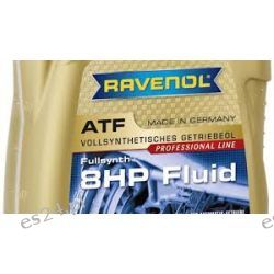 RAVENOL ATF 8 HP 4L ZF TE-ML 11 ZF S671 090 312,ZF S671090312