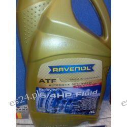 olej RAVENOL ATF 5/4 Fluid 4L do skrzyni ZF serii 4 HP ,4HP20, 4HP22, 4HP24 i 5HP ,5HP18, 5HP19, 5HP24, 5HP30...