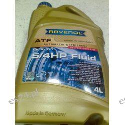 olej ATF 5/4 HP Fluid 4l do automatycznej skrzyni biegów Audi Q7 4.2 FSI, 6.0 TDI