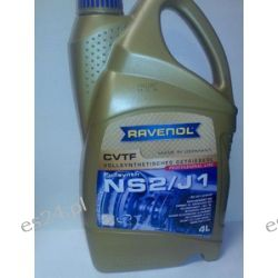 CVTF NS2/J1 Fluid 4l olej do skrzyni biegów Citroen C-CROSSER ENTERPRISE 2.4