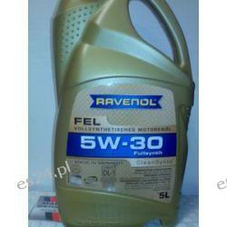 olej RAVENOL 5W-30 FEL 5W30 5L API SN/CF, ACEA C2 ,JASO DL-1 (D049RAV111)