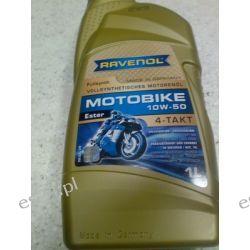 olej silnikowy syntetyczny do motocykli RAVENOL Motobike 10W-50 Ester 10W50 1L 4-TAKT