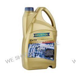 olej przekładniowy RAVENOL CVTF NS3/J4 Fluid 4l ZIELONY Nissan Mitsubishi Citroen Peugeot Renault