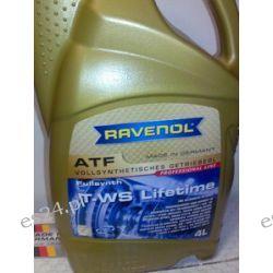 Olej przekładniowy RAVENOL ATF T-WS Lifetime 4l ATFTWS Toyota,Lexus,Volvo,VW