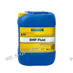 RAVENOL ATF 8 HP 10L 8HP45,8HP55,8HP70,8HP90,6HP19X,6HP19A,6HP28AF,9HP48