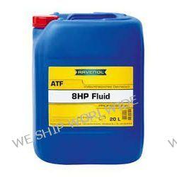 RAVENOL ATF 8 HP 20L 8HP45,8HP55,8HP70,8HP90,6HP19X,6HP19A,6HP28AF,9HP48