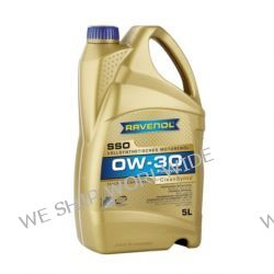 olej RAVENOL SSO 0W-30 5l Renault RN0700,RN0710,VW 502.00,VW 505.00