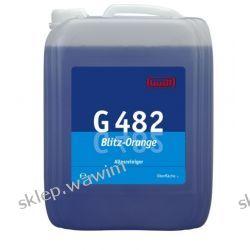 G482 BLITZ-ORANGE środek do mycia Przemysł spożywczy