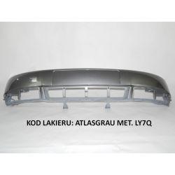 ZDERZAK PRZEDNI AUDI A4 B6 00-04 LY7Q ATLASGRAU
