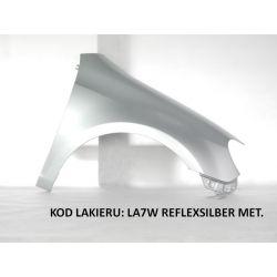 BŁOTNIK VW GOLF VI 6 08-13 LA7W REFLEXSILBER METAL
