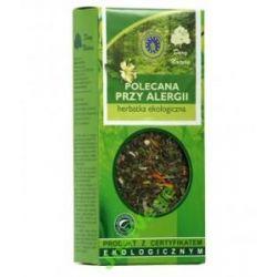 Polecana przy alergii Eko 50 g herbata Dary Natury