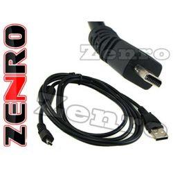 SONY Cyber-shot DSC W330 W370 W510 W520 KABEL USB