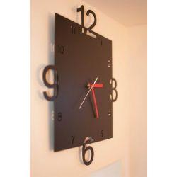 Oryginalny zegar na ścianę duży