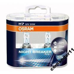 ŻARÓWKI H7 OSRAM NIGHT BREAKER PLUS 90% 2szt