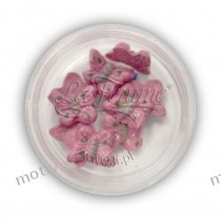 Ozdoby ceramiczne 3D - MOTYLEK 2 - kolor 21