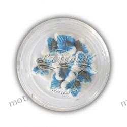 Ozdoby ceramiczne 3D - MOTYLEK 2 - kolor 16