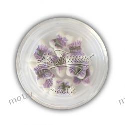 Ozdoby ceramiczne 3D - MOTYLEK 2 - kolor 15