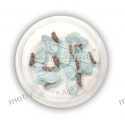 Ozdoby ceramiczne 3D - MOTYLEK 1 - kolor 11
