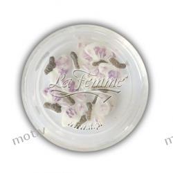 Ozdoby ceramiczne 3D - MOTYLEK 1 - kolor 10