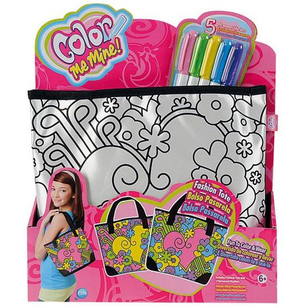 Strona Wna Bajkowe Zabawki Color Mine Torebka