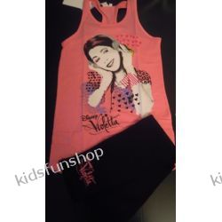 Disney Violetta T-Shirt z leginsami 164