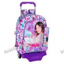 Violetta plecak + piórnik