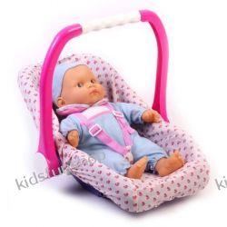 Emily - duże nosidełko dla lalki, fotelik + bobas
