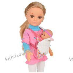 Lalka Maylla – mamusia z dzieckiem