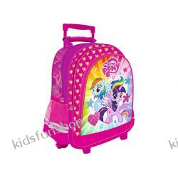 Plecak na kółkach 15 MAJEWSKI My Little Pony