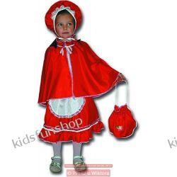 Kostium karnawałowy, Czerwony kapturek