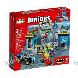 Lego Juniors Batman Obrona jaskini