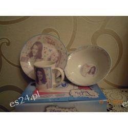 Zestaw  Violetta  - ceramica