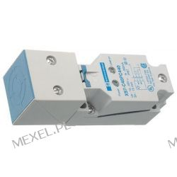 czujnik induk. XS7 40x40x117 - plast. - Sn15mm - 12..48VDC - zaciski