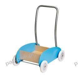 IKEA EKORRE Wózek dziecięcy, jasnoniebieski, brzoz