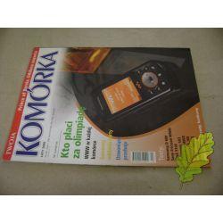 Twoja Komórka Nr 2/2006 Samsung D 600,Sony Ericsso