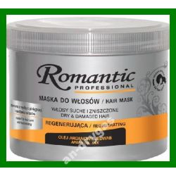 Forte Sweden Romantic Argan Maska do wlosow suchyc Maski do włosów