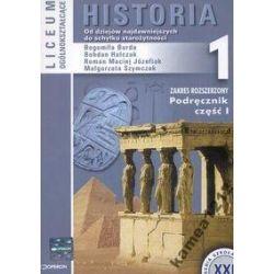 HISTORIA 1 CZ 1 PODRĘCZNIK LO BURDA OPERON ROZSZ