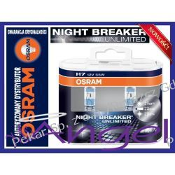 H7 - OSRAM NIGHT BREAKER UNLIMITED