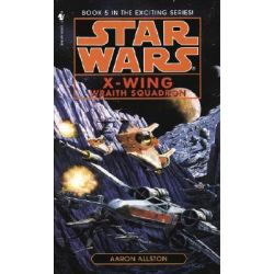 Booktopia - Star Wars, Wraith Squadron: Book 5 by Aaron Allston, 9780553578942. Buy this book online.
