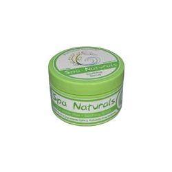 Spa Naturals, Soothing Scrub, Cucumber Aloe, 3 oz (85 g) - iHerb.com