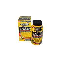 Muscletech, Vitakic Hardcore, Advanced Multivitamin Complex, 150 Caplets - iHerb.com Preparaty